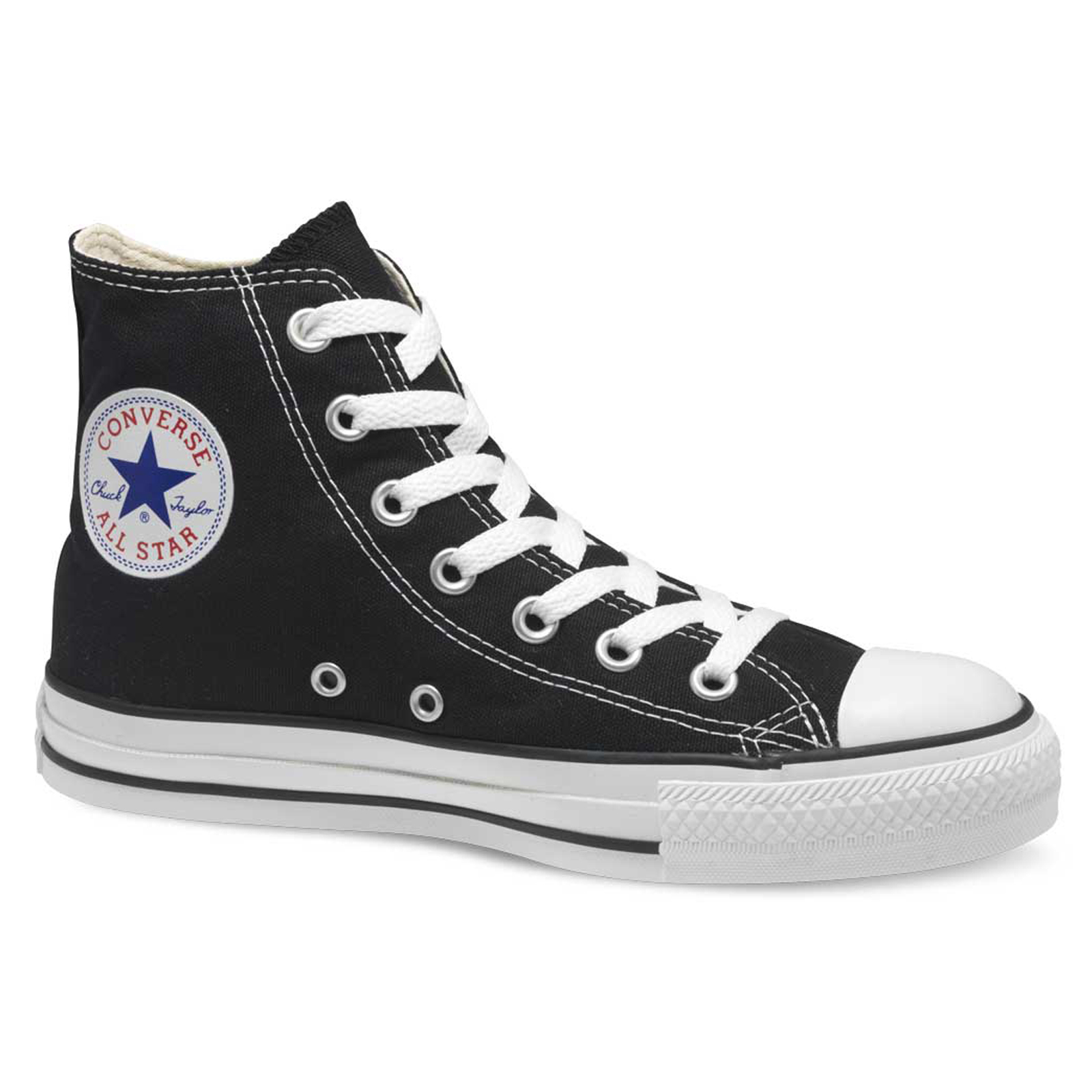 Converse Chuck Taylor All Star Hi Top Black m9160 at Sears.com