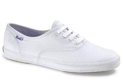 09b043b76e3a08 Keds Women s Champion White Canvas Shoes Wide Width WF34000 ...