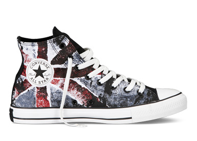converse chuck taylor all star union jack hi